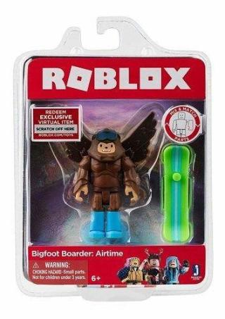 Roblox figurka Bigfoot Boarder: Airtime [HRAČKA]